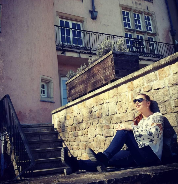 Roxana Mironescu Luxembourg blogger