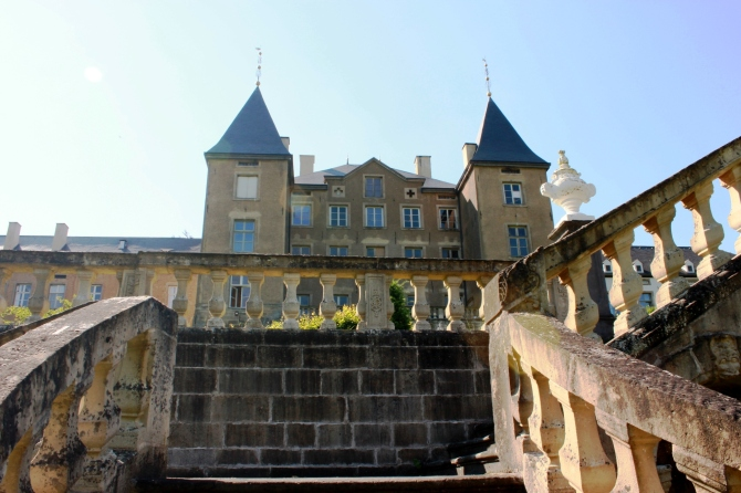 Chateau d'Ansembourg