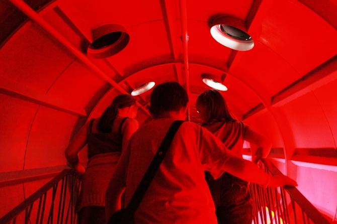 Atomium colours