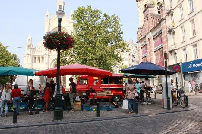 Brussels Market