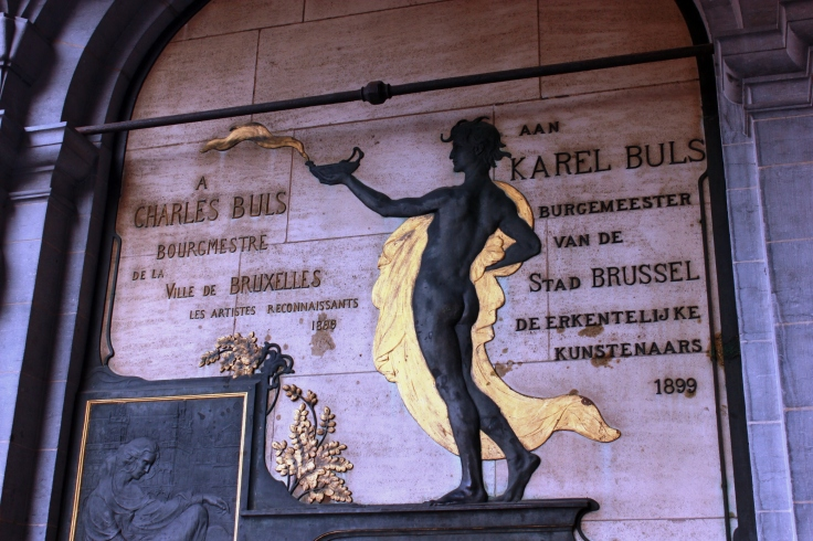 Brussels Bourgmestre