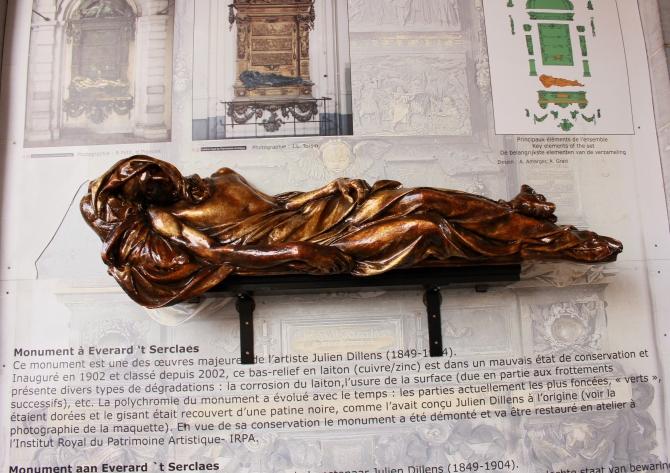 Brussels sculpture