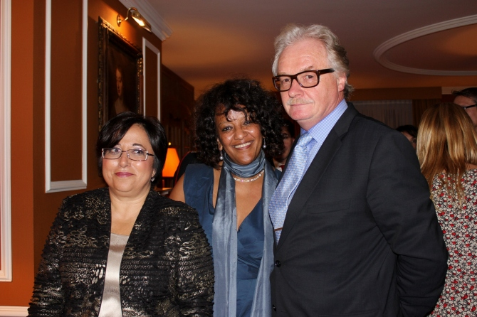 Rosa Brignone, Hénoké Courte Wolde Medhin and Nicolas J. Ries