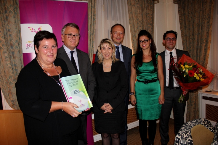 Second European Forum on Gender Equality in Luxembourg