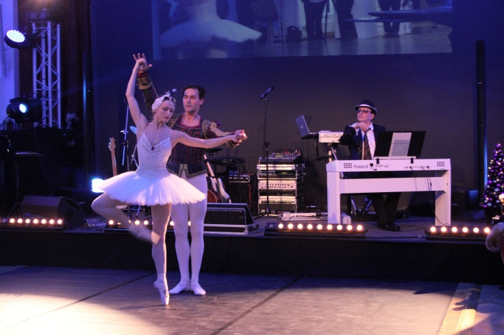 Ballet at Russian Ball Luxembourg