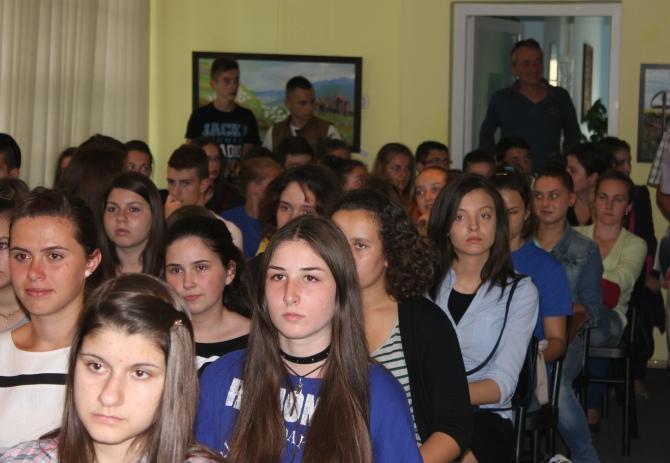 Tinerii interesati de proiect