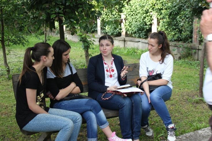Networking la final intre liceeni si studenti