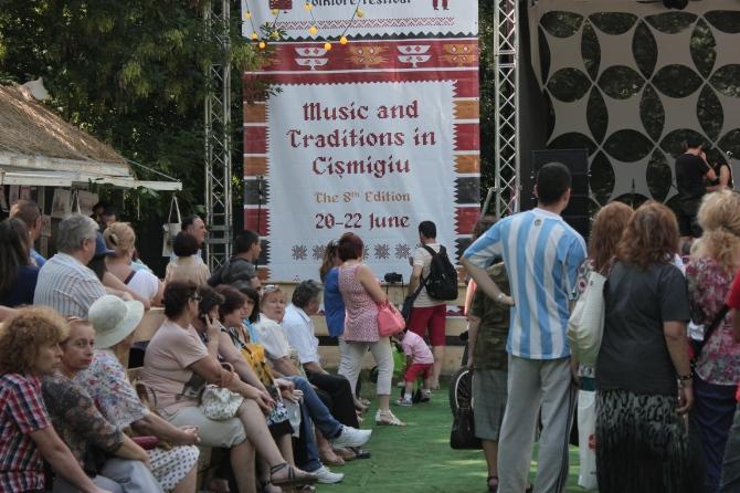 Festivalul de Traditii din Cismigiu 2014