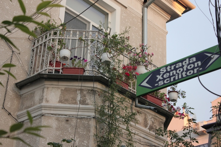 Strada Xenofon Hotel Carol Park