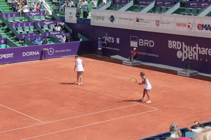 Double's Finals BRD Bucharest Open 2014