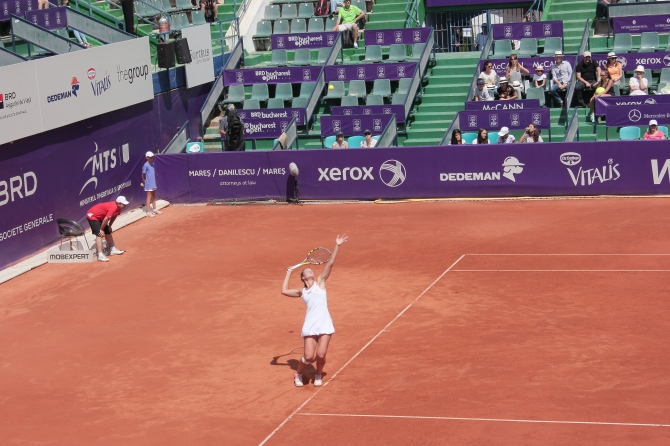 Double's Finals BRD Bucharest Open 2014