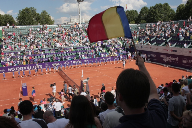 BRD Bucharest Open 2014 doubles finals