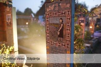 Cimitirul Vesel din Sapanta Photo: Drumullung.ro