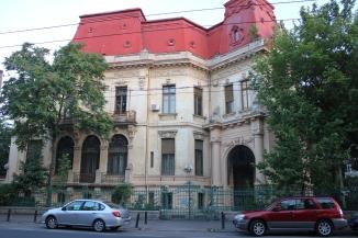Davia Boulevard in Bucharest