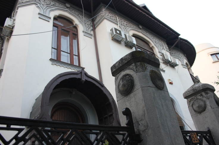 Commander Alexandru Catunean's Villa
