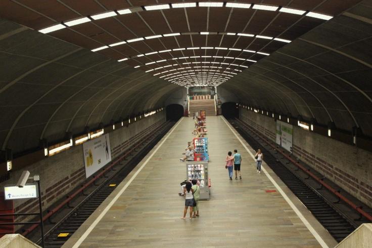 Titan Subway Station, Bucharest, © Roxana Mironescu 2014