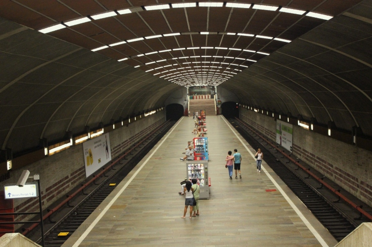Titan Subway Station, Bucharest, © Roxana Mironescu 2014