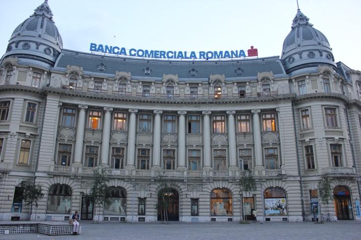 Universitatii Square in Bucharest