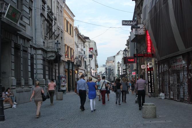 Bucharest Lipscani