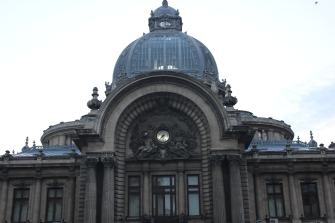 CEC Palace Bucharest