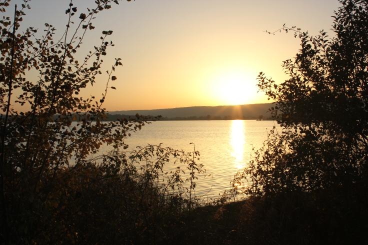 Lac de la Madine, Lorraine, France