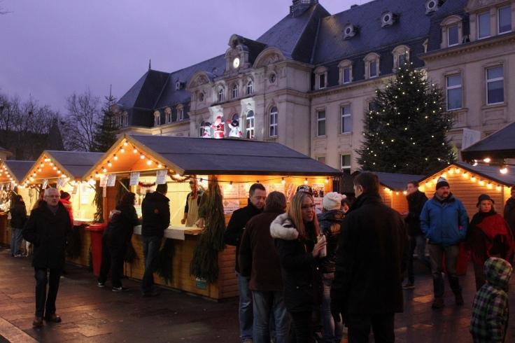 Medieval Christmas Market Dudelange 2014