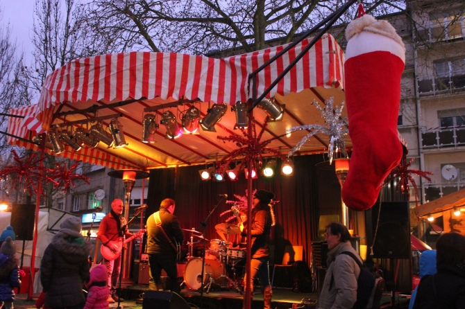 Dudelange Christmas Market