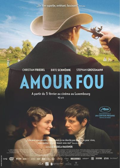 Amour Fou poster
