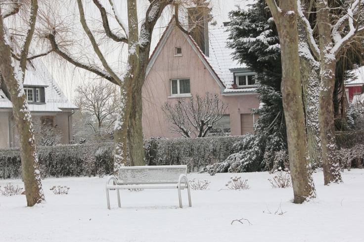 Snowy Howald