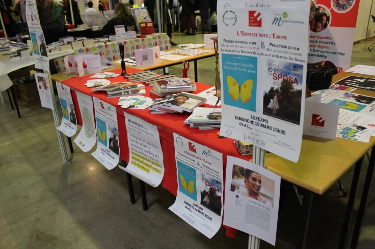 TFE Stand @Migrations Festival 2015